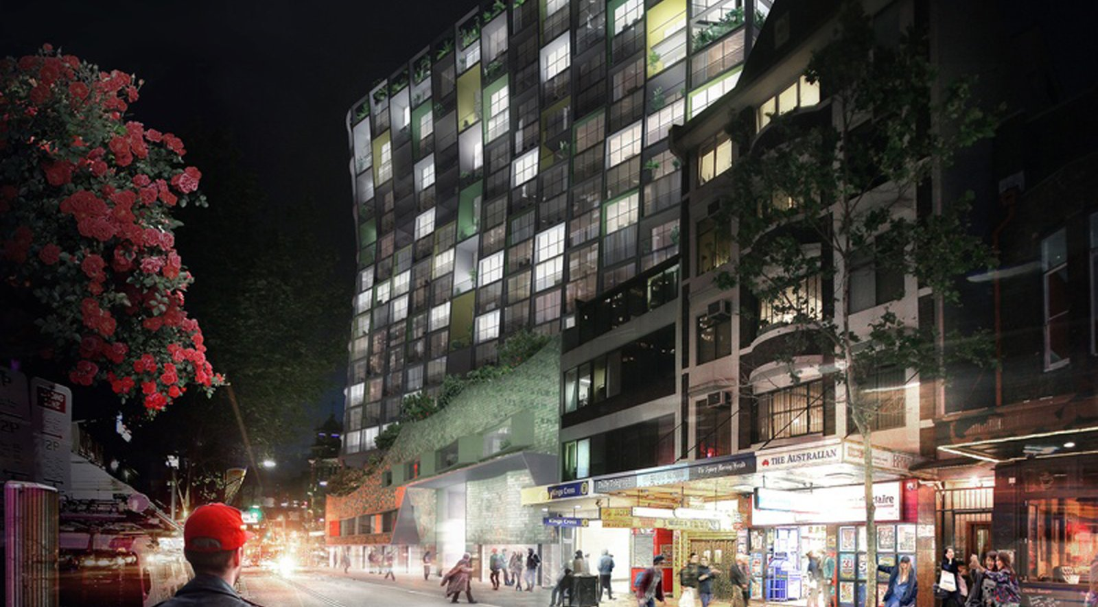 Redevelopment of the Mercure Hotel in Sydney