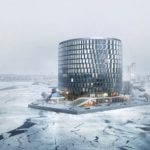 Go-ahead for PFA office building by Vilhelm Lauritzen Architects + COBE