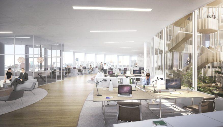 PFA office building