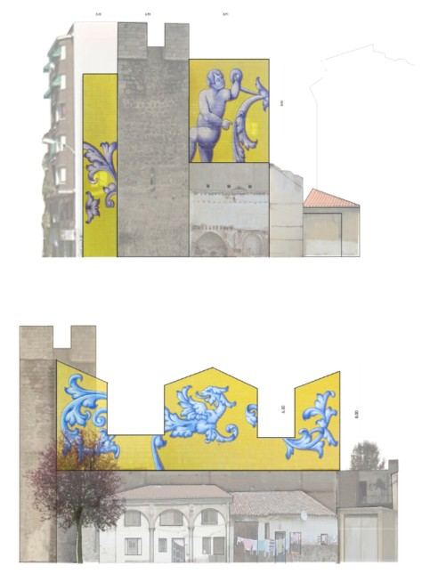 Rehabilitation of Plaza de San Miguel in Talavera de la Reina