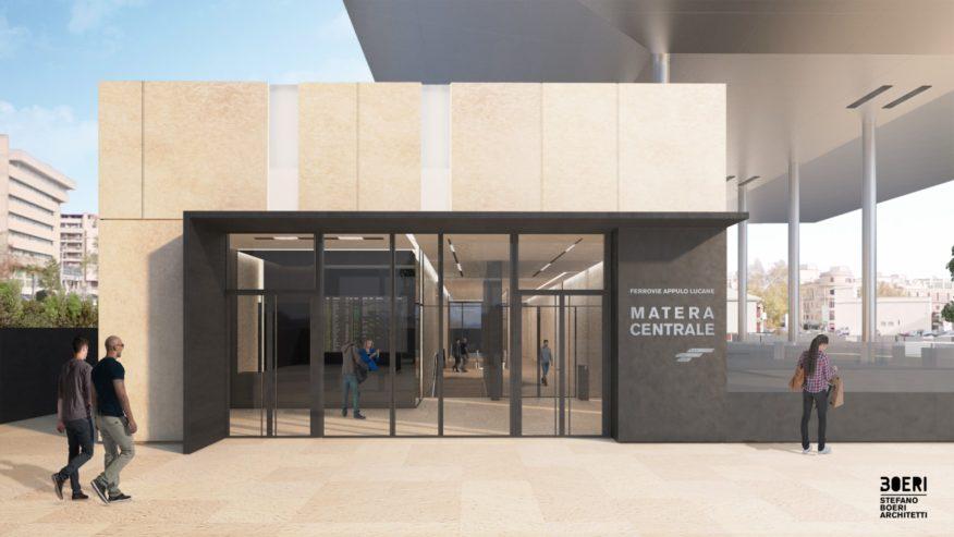Matera Central Fal Station