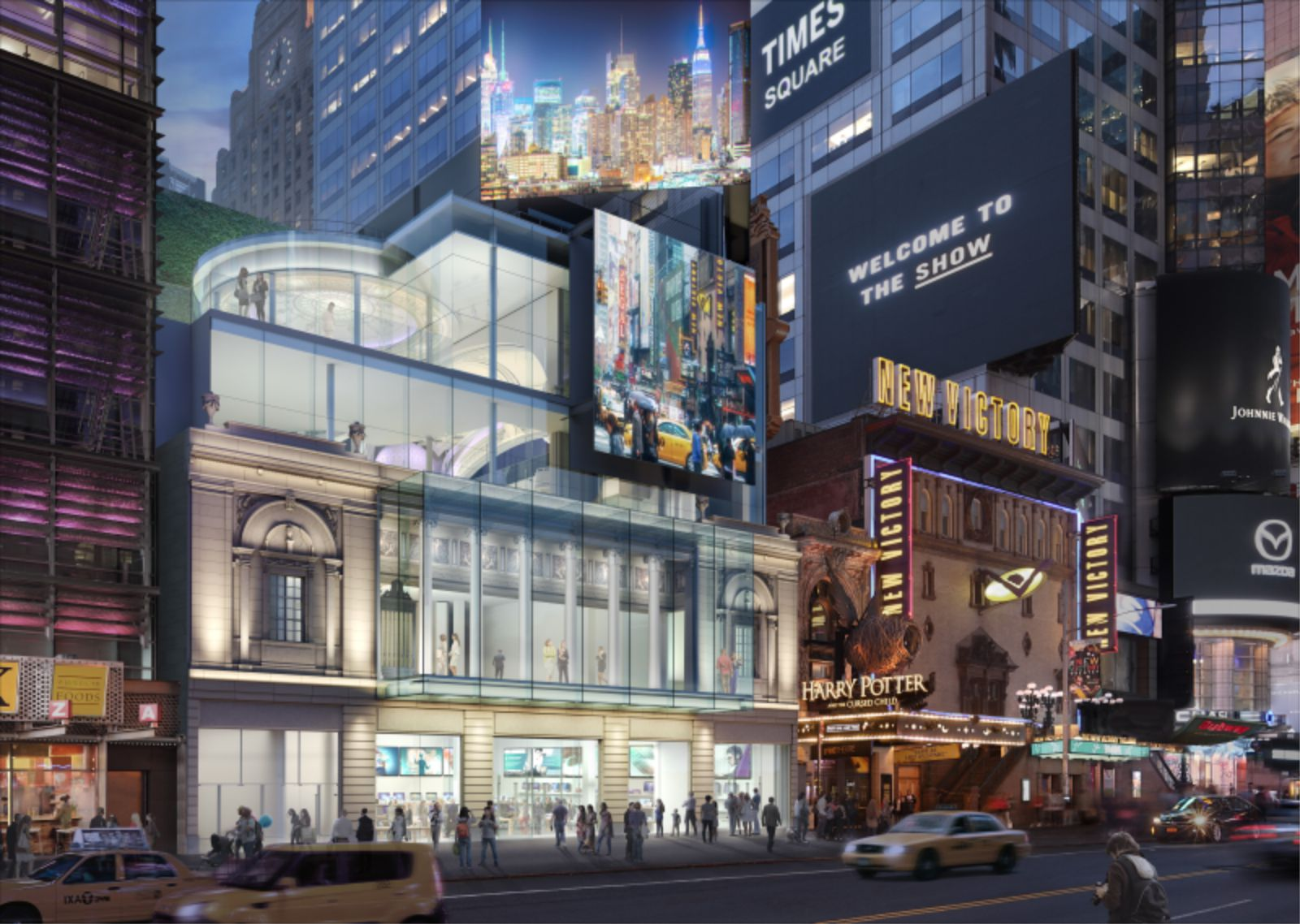 Times Square Theater