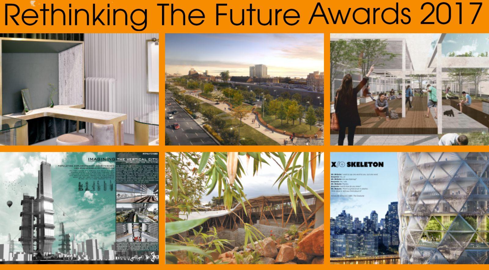 Rethinking The Future Awards 2017