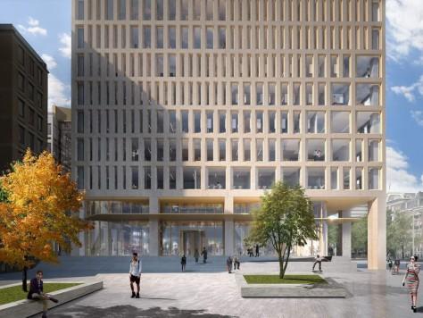 Rhijnspoor Building