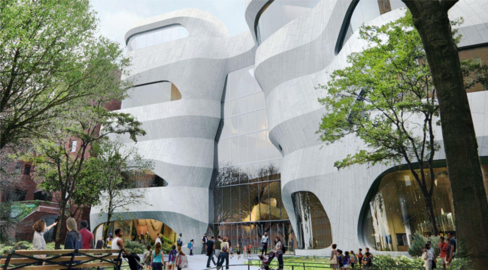 Richard Gilder Center