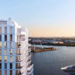 Richard Meier & Partners designs New Apartments and the New Engel & Völkers Headquarters in Hamburg