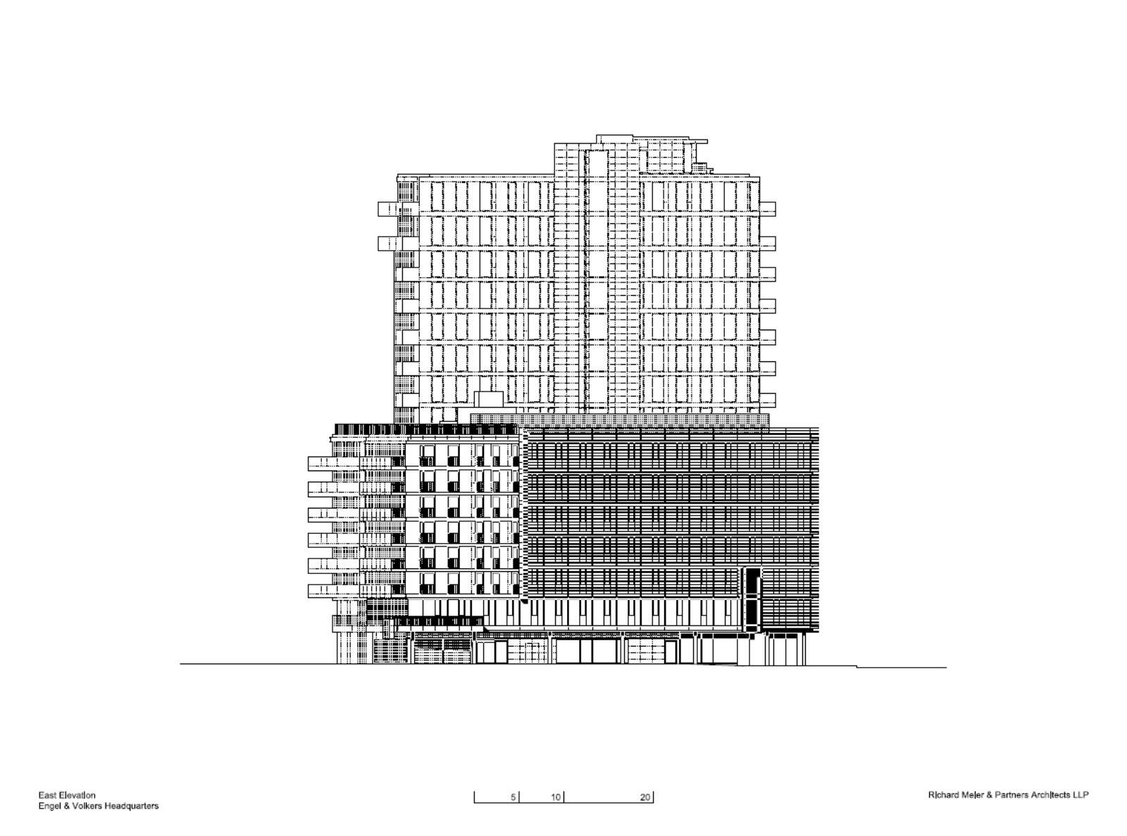 Engel Und Partner richard meier and partners designs apartments and the engel