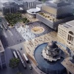 Shortlist for Birmingham's Centenary Square