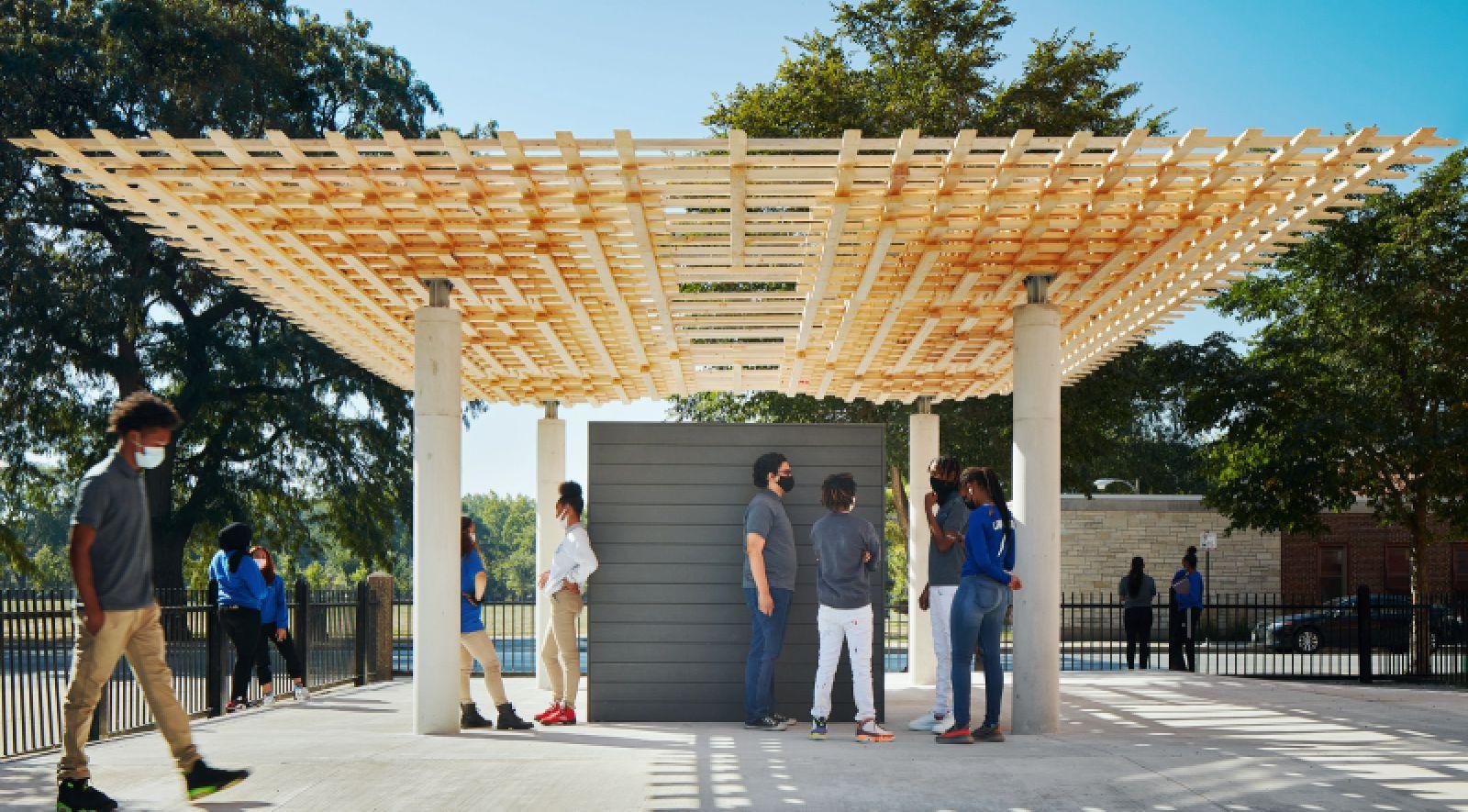 SPLAM Pavilion