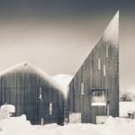 Romsdal Folk Museum by Reiulf Ramstad Arkitekter