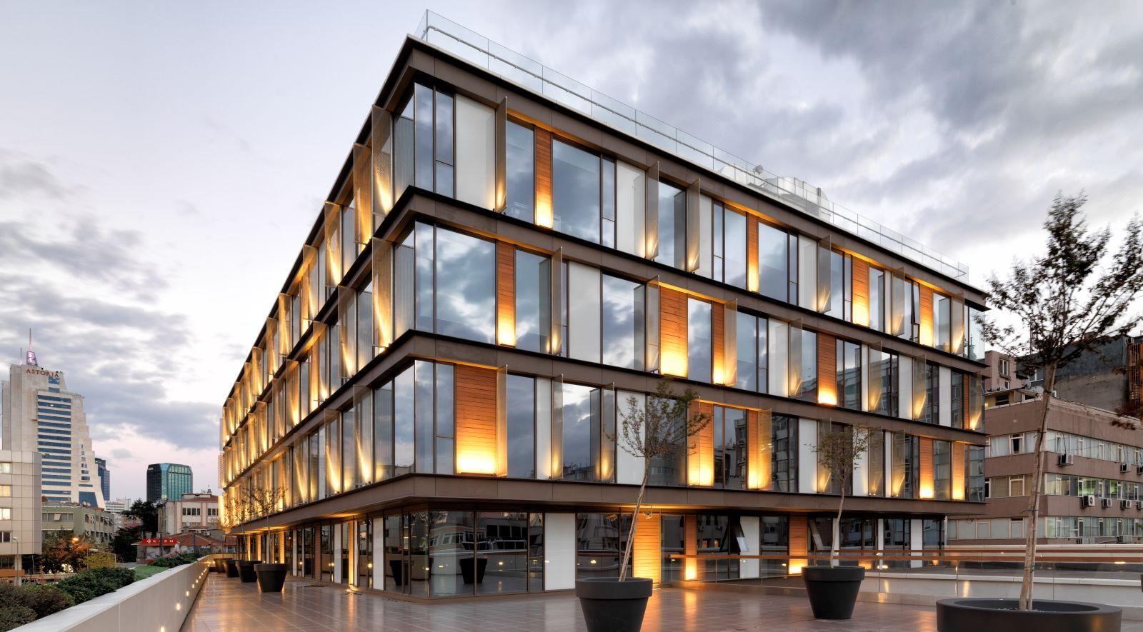 R 246 Nesans Mecidiyek 246 Y Offices By Muum A As Architecture