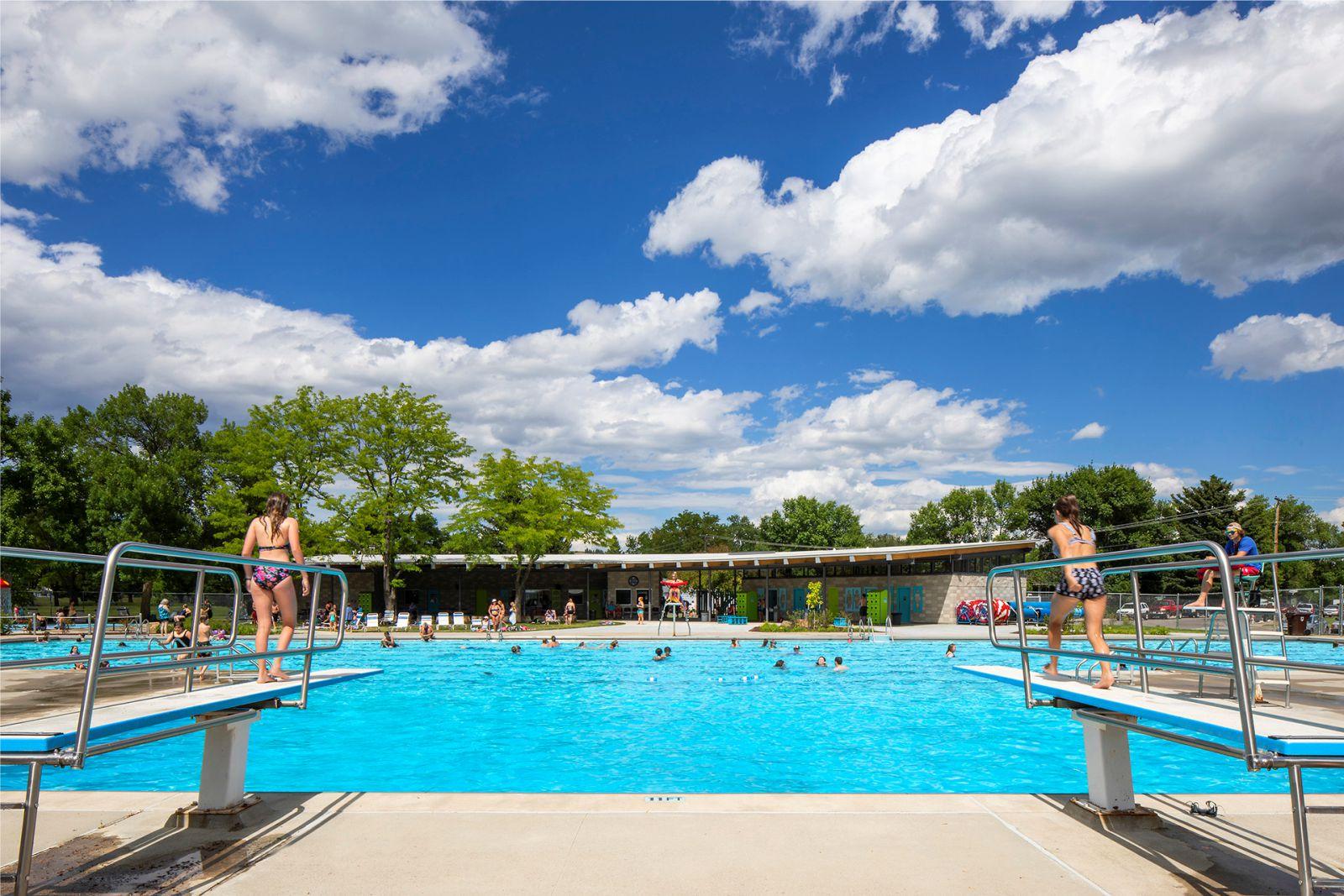 Rose Park Pool