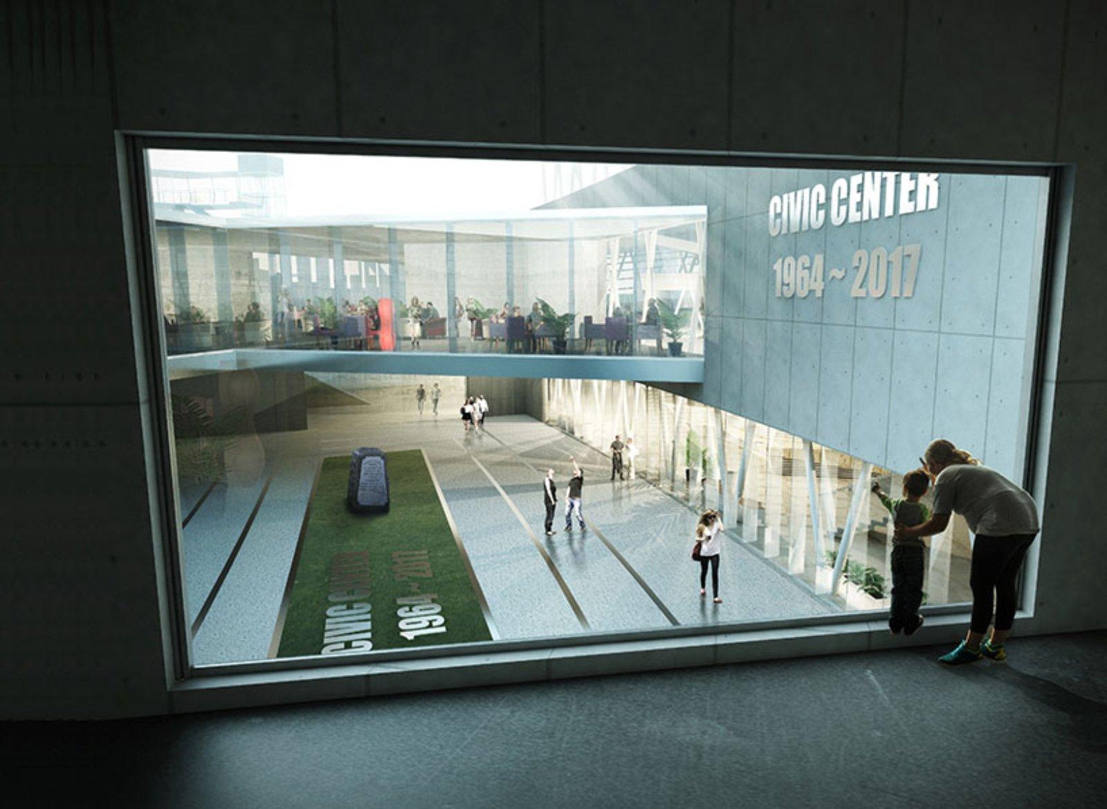 Ryde Civic Center