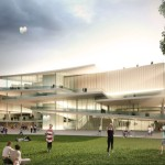 SANAA's proposal for New National Gallery-Ludwig Museum in Budapest