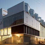 SH2 – Sundbyoster Hall II by Dorte Mandrup Arkitekter