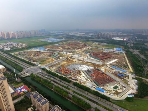 SIP Sports Center in Suzhou