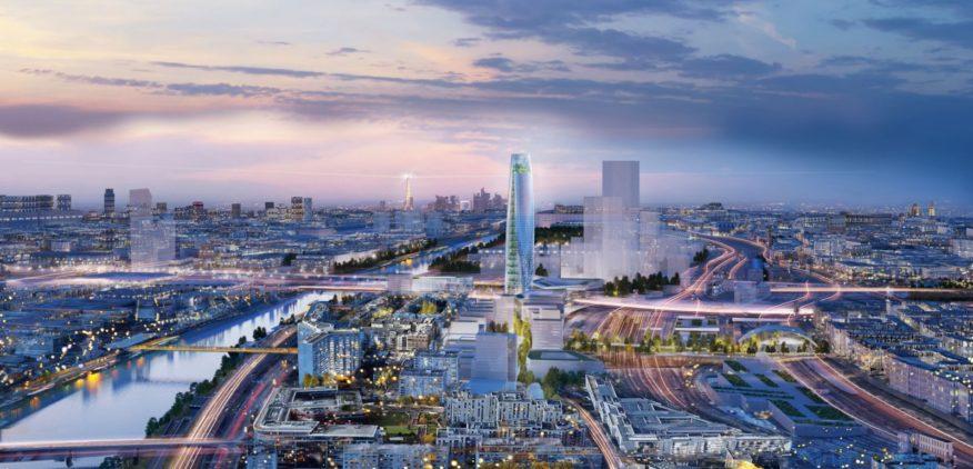 Charenton-Bercy District Masterplan