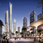 SOM unveils design new Egyptian capital city