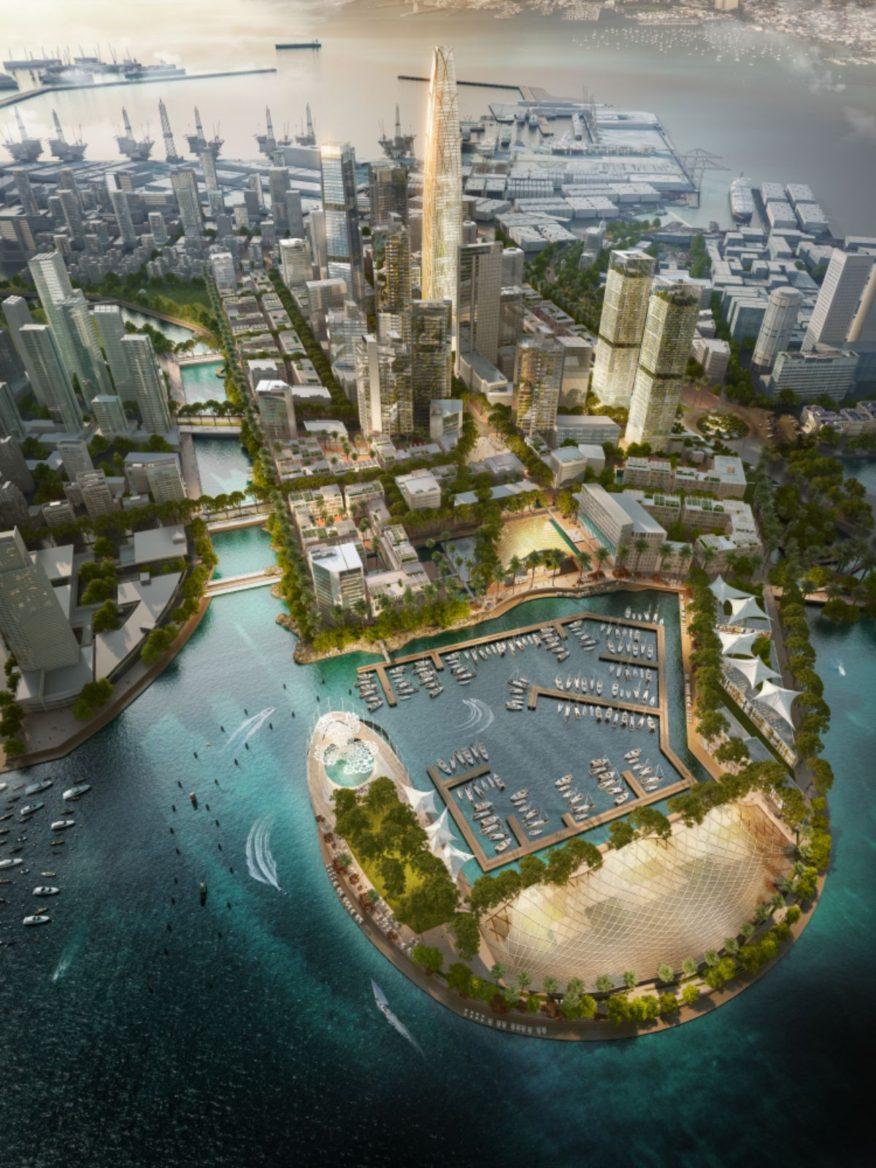 Port City Colombo Master Plan