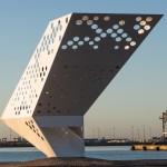 Salling Tower Aarhus Harbour by Dorte Mandrup Arkitekter