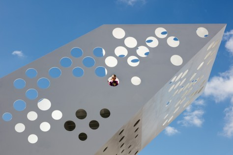 Salling Tower Aarhus Harbour