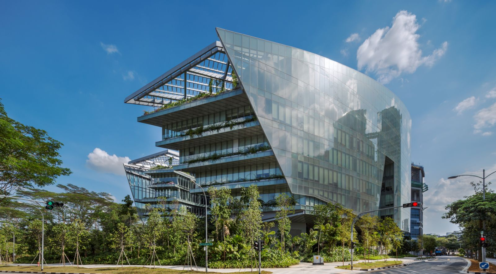Sandcrawler receives honor award at 2017 aia international for Architecture 00