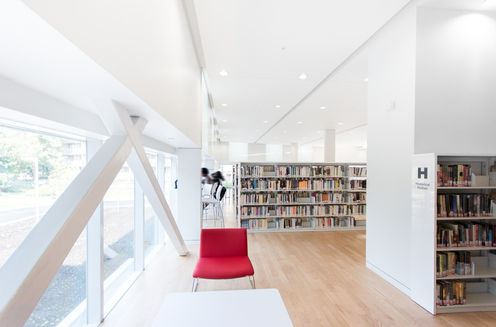 Saul-Bellow Library