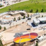 Scarborough foreshore redevelopment opens to the public