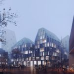 Schauman & Nordgren Architects wins competition for area of Kangas in Jyväskylä