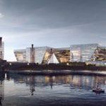 Schmidt Hammer Lassen Architects reveal designs for new Cultural Center in Foshan