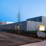 School group in France by rouby hemmerlé architectes