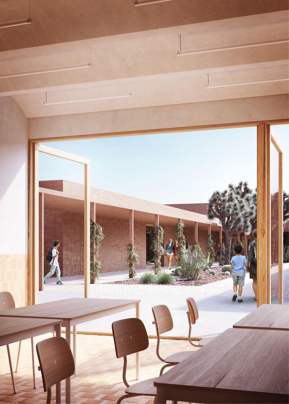 School in Cascais