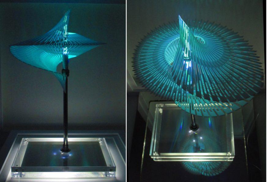 Seismic Electromagnetic Induction LED