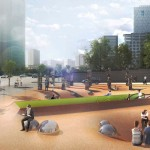 Sejong-Daero Historic Cultural Space International Design Competition by Daniel Valle