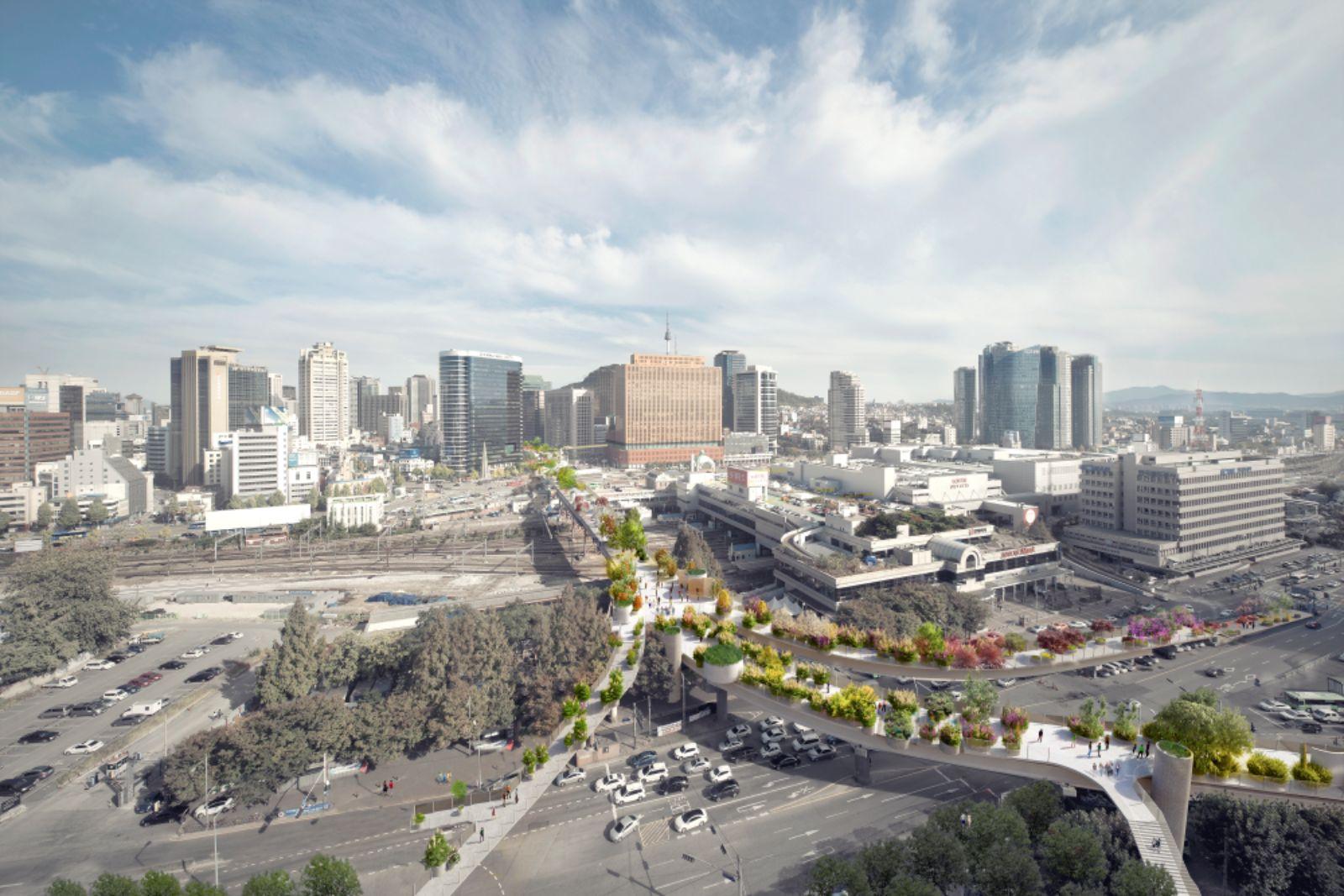 Seoul Skygarden