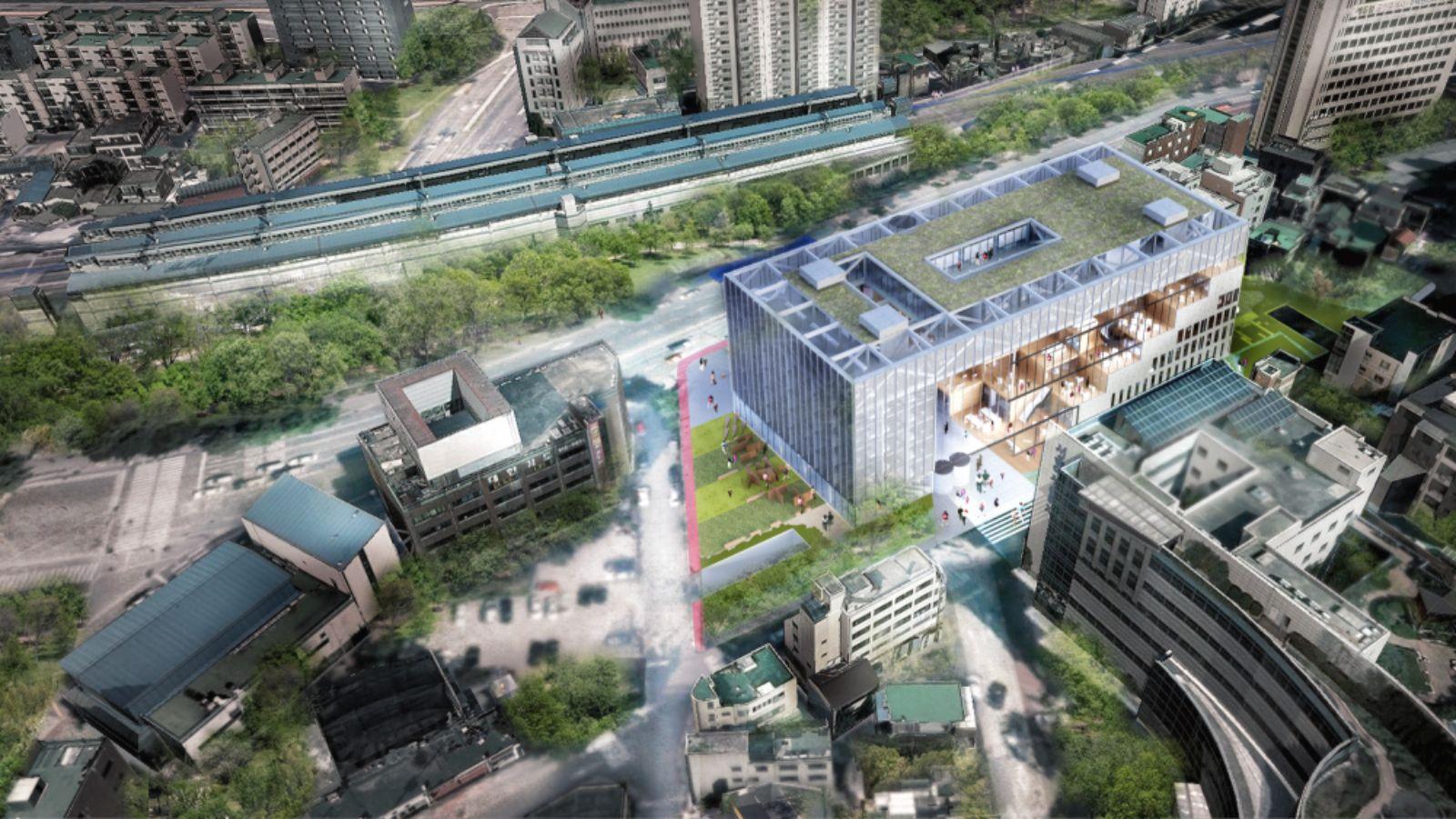 Seoul Urban Womb