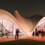 Serpentine Sackler Gallery nominated for London's first People's Choice Award for Architecture