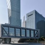 Shanghai Lujiazui Harbour City Exhibition Centre by OMA