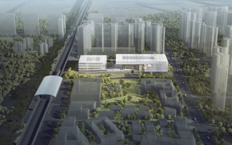 Shenzhen Art Museum and Library