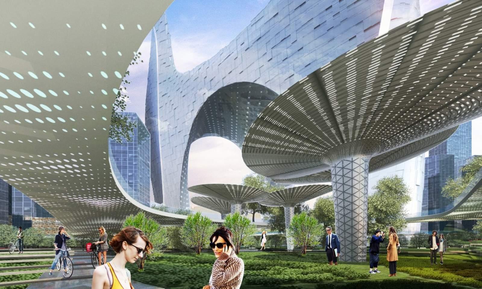 Shenzhen Bay Super City