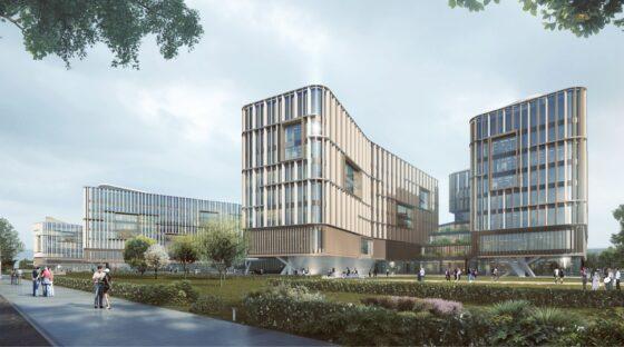 Zhao Hua Hospital