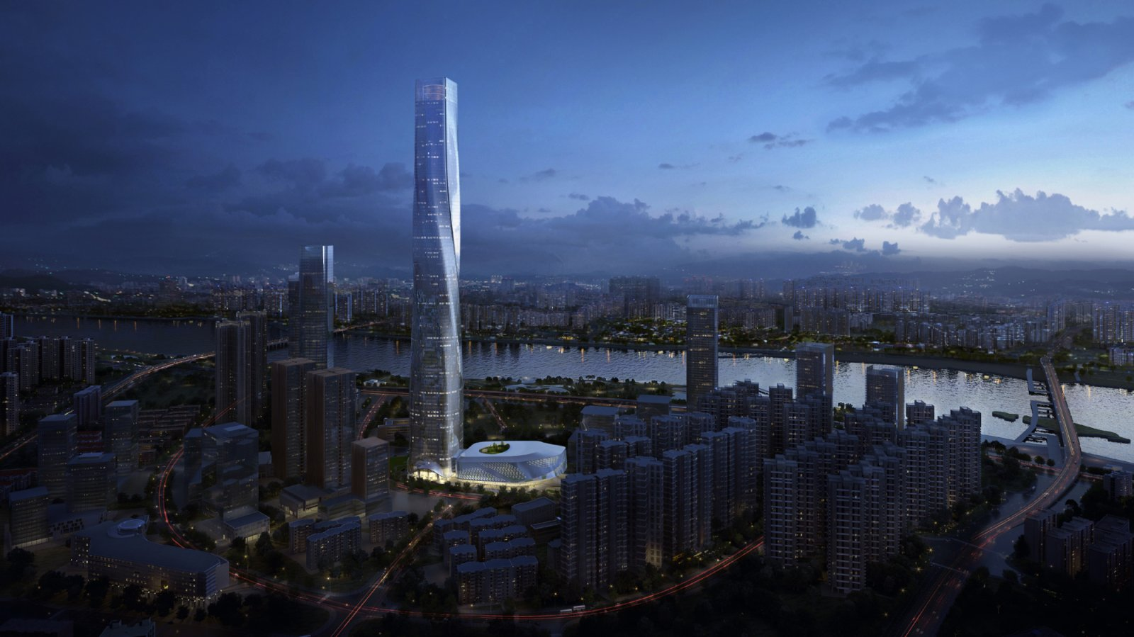 Shimao Fuzhou Tower
