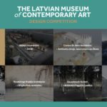 Shortlisted designs for Latvian Museum of Contemporary Art