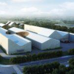 Sichuan International Glass Art Factory & Innovation Centre by Urbanlogic