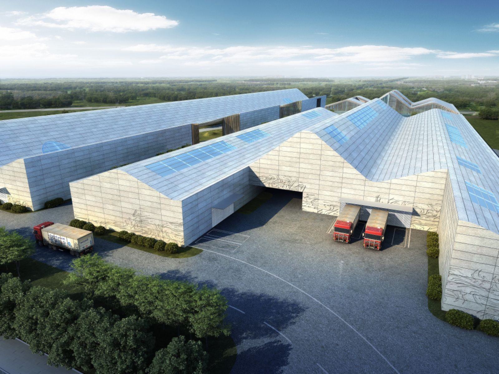 Sichuan international glass art factoryand innovation for Sichuan cendes architectural design company limited