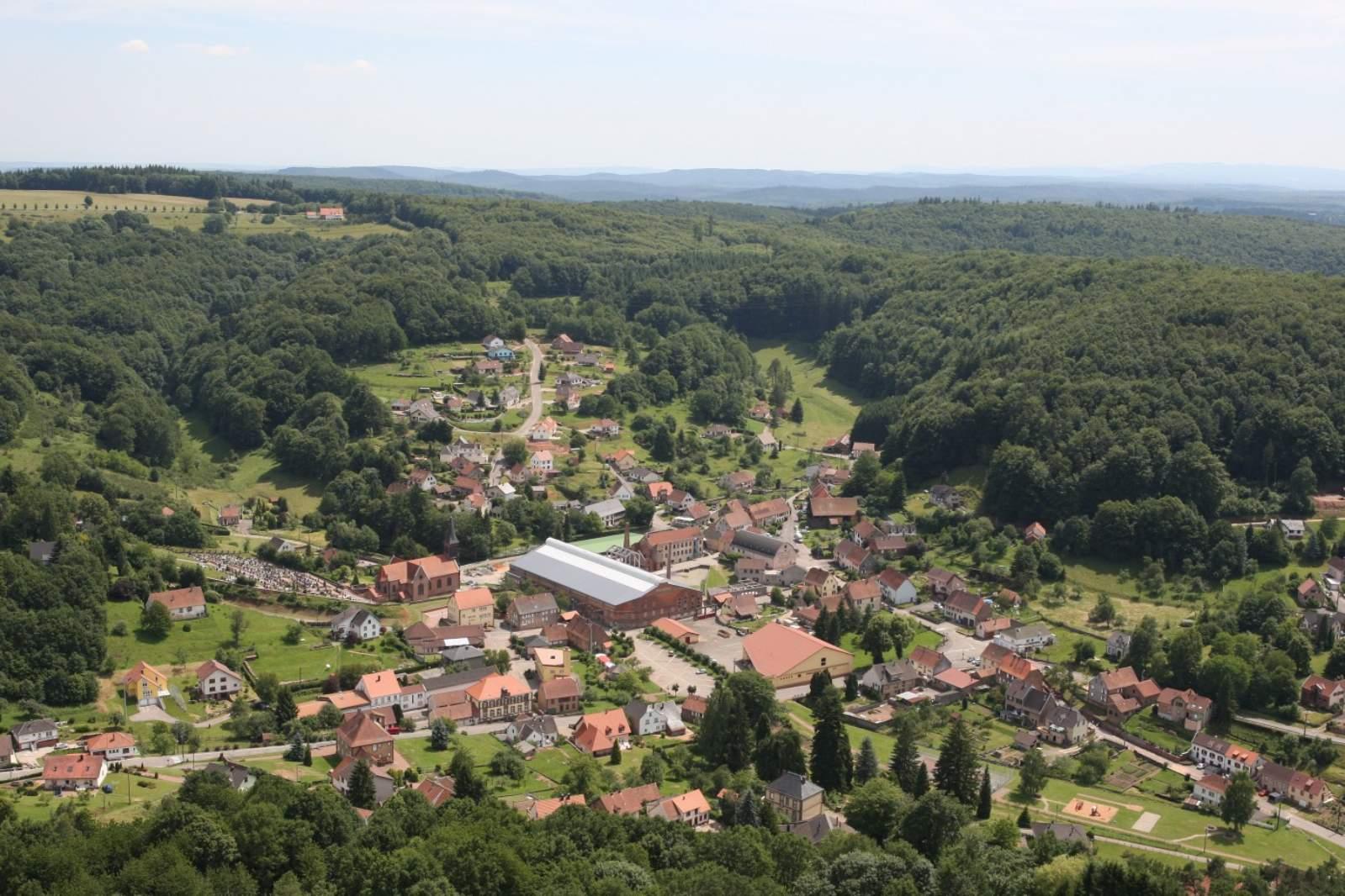 Site Verrier de Meisenthal