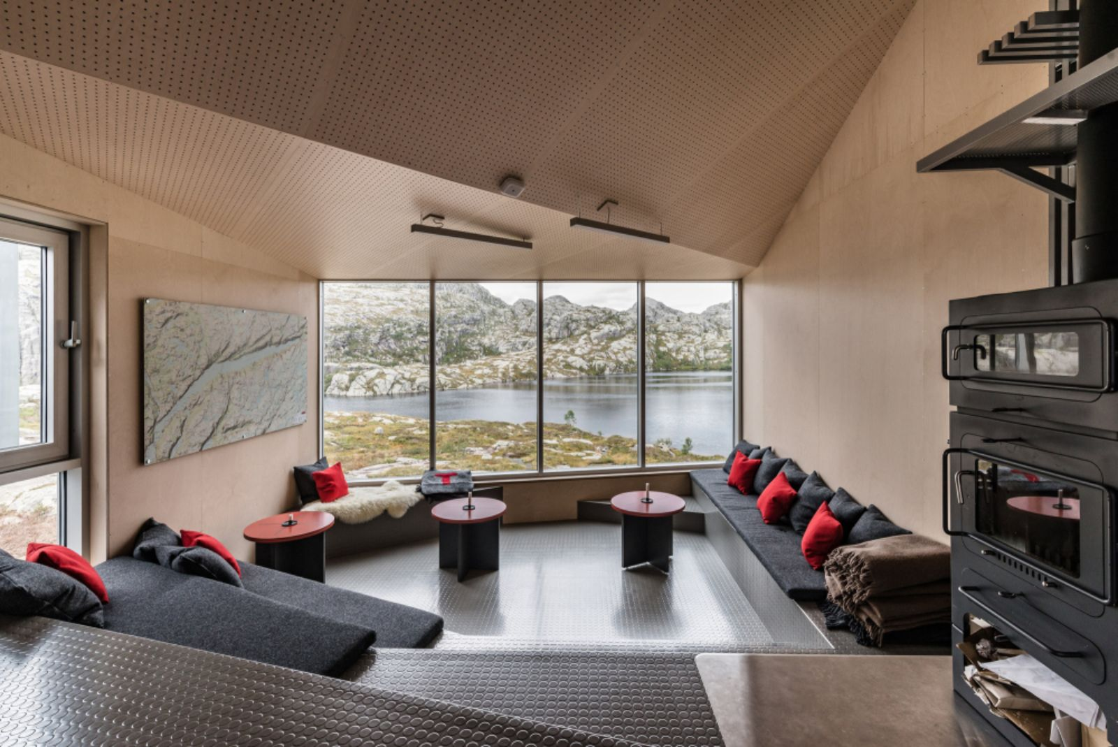 Skåpet Mountain Lodges