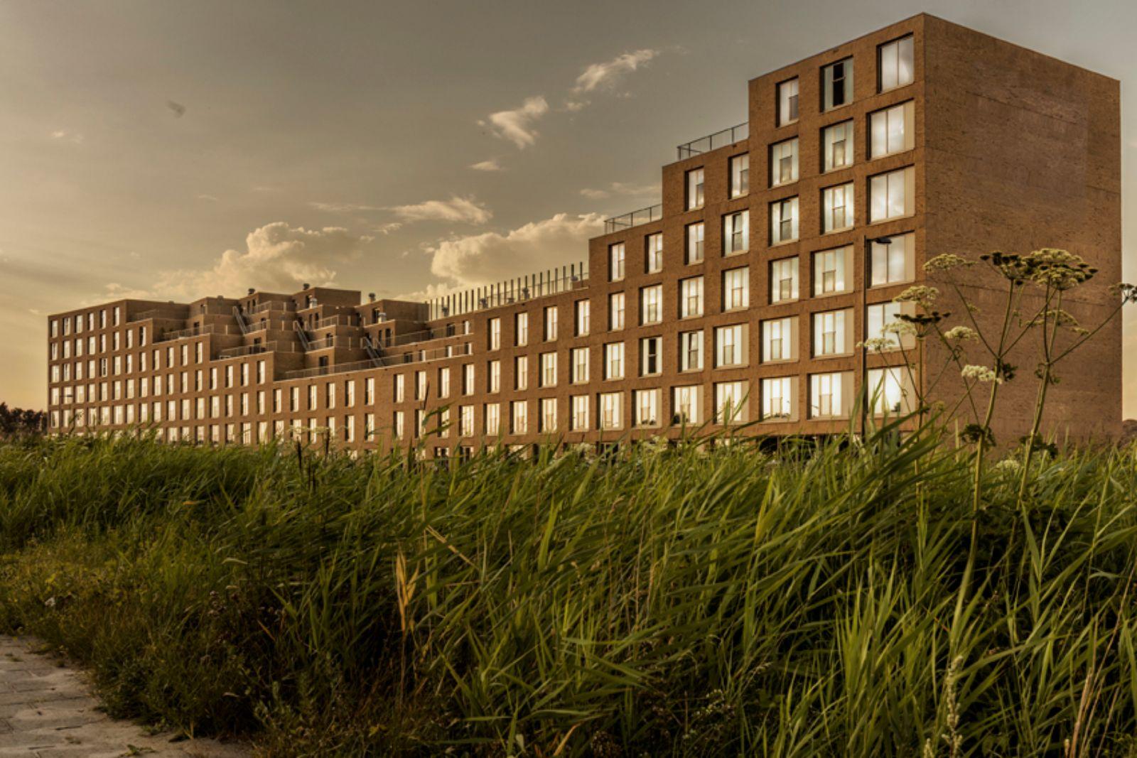 Smiley Zeeburgereiland apartment complex