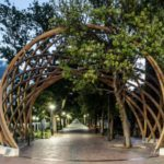 Snøhetta, Local Studio, and Design Indaba unveil the Arch for Arch