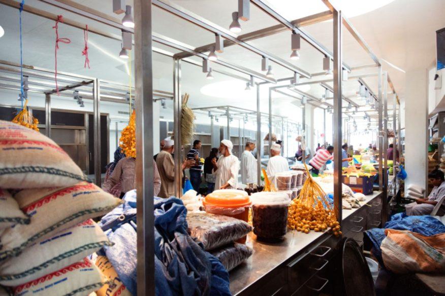Muttrah Fish Market
